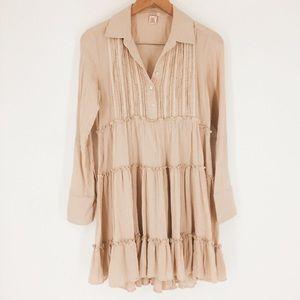 Sundance Enchanted Days Prairie Boho Dress